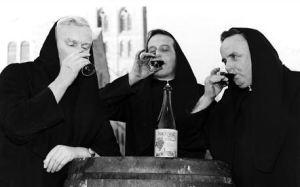 monk wine